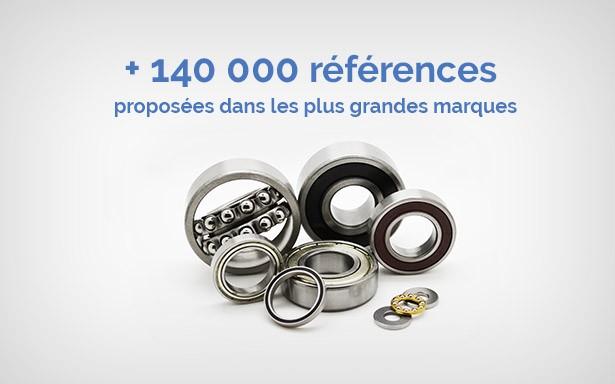 Plus de 40.000 références
